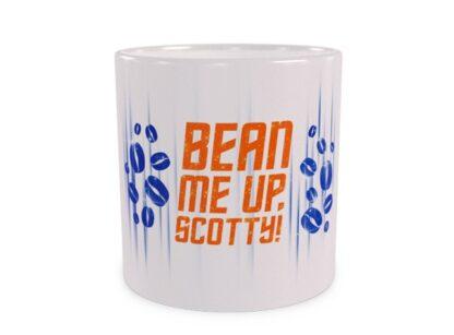 Bean me up Scotty Kubek