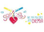 Wzór kubka, nie ma miłości jest chemia