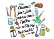 Wzór na kubek dla chemika
