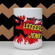 Leeroy Jenkins Kubek