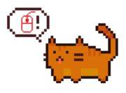 Pikselowy Kot